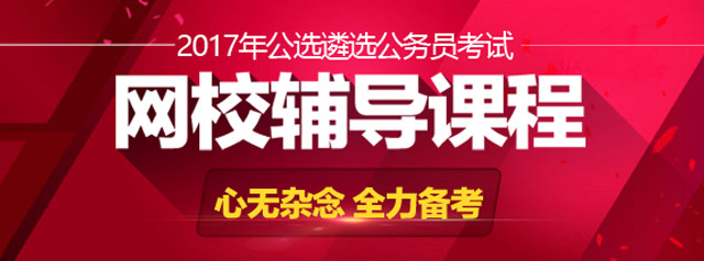 2017党政公选